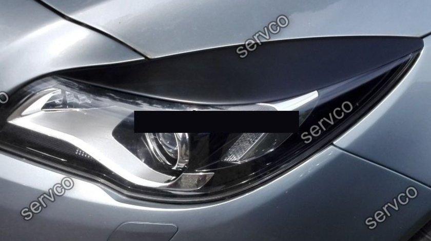 Set ornamente pleoape faruri Opel Insignia A Mk1 Facelift 2013-2017 ver2