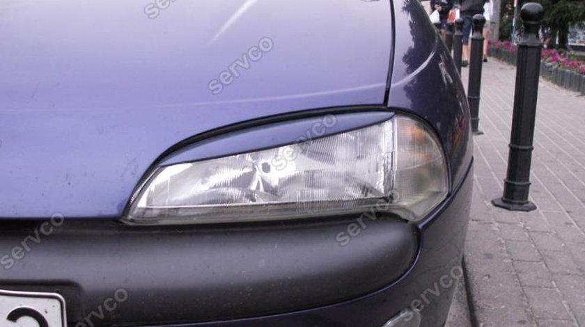 Set ornamente pleoape faruri Opel Tigra 1994-2000 ver1