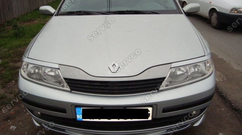 Set ornamente pleoape faruri Renault Laguna 2 2000-2005 v1