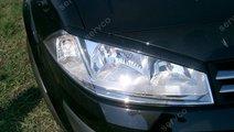 Set ornamente pleoape faruri Renault Megane 2 2002...
