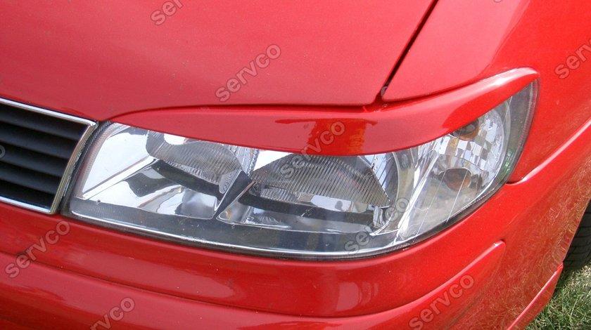 Set ornamente pleoape faruri Seat Ibiza 6K 1999-2002 v1