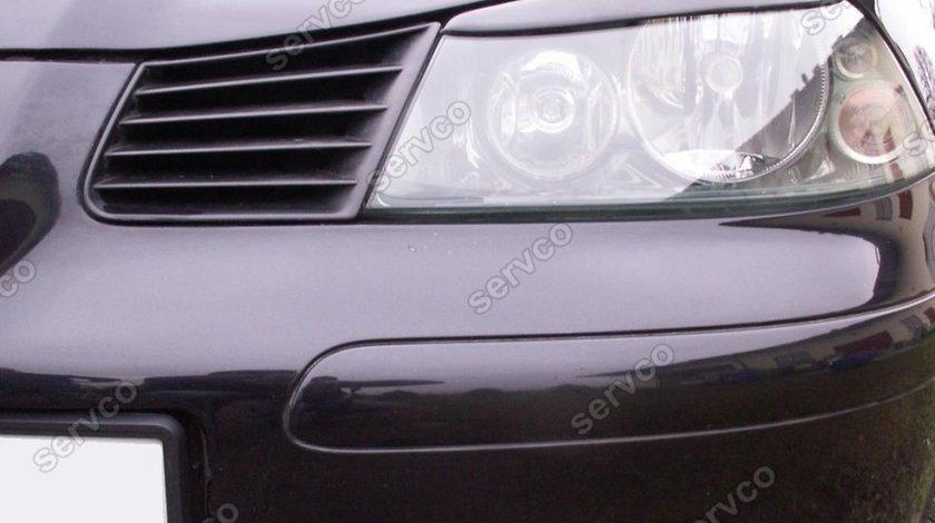Set ornamente pleoape faruri Seat Ibiza 6L 2002-2008 v1