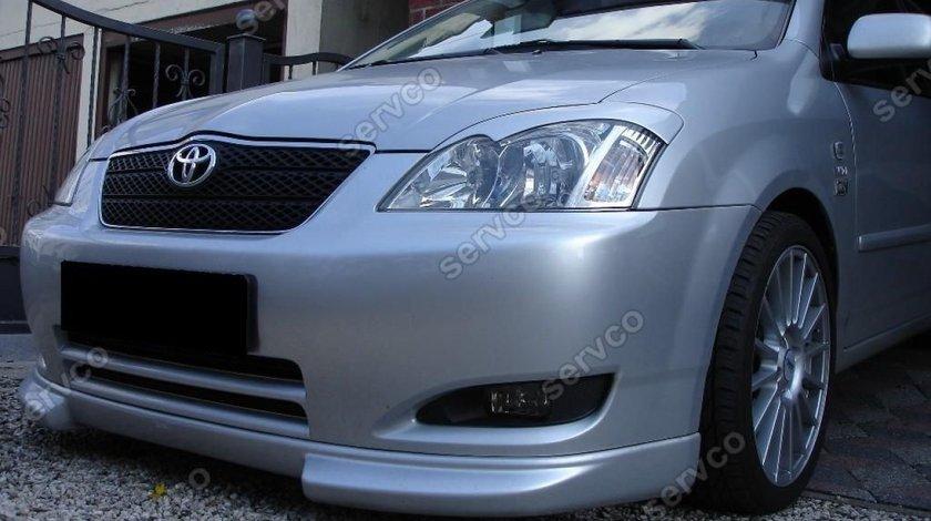 Set ornamente pleoape faruri Toyota Corolla E12 2002-2005 ver2