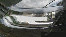 Set ornamente pleoape faruri VW Polo 6R ABS 2009-2...
