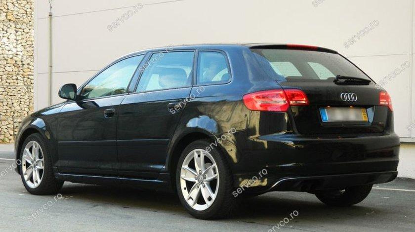 Set ornamente praguri Audi A3 8P Sportback S3 Rs3 S line 2005-2012 v2