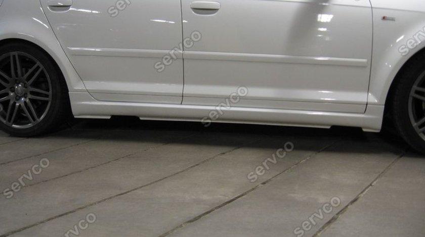 Set ornamente praguri Audi A3 8P Sportback Votex 2005-2012 v1
