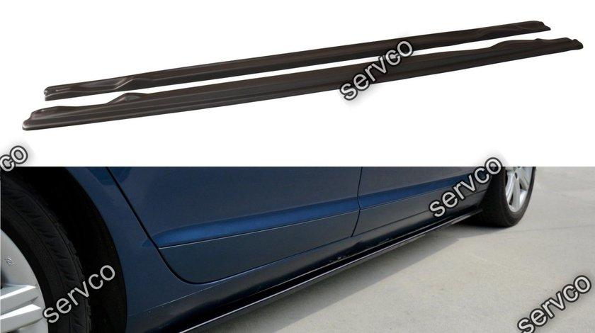 Set ornamente praguri Audi A6 C6 4F S-line 2004-2011 v1