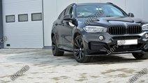 Set ornamente praguri laterale BMW X6 F16 M M50D P...