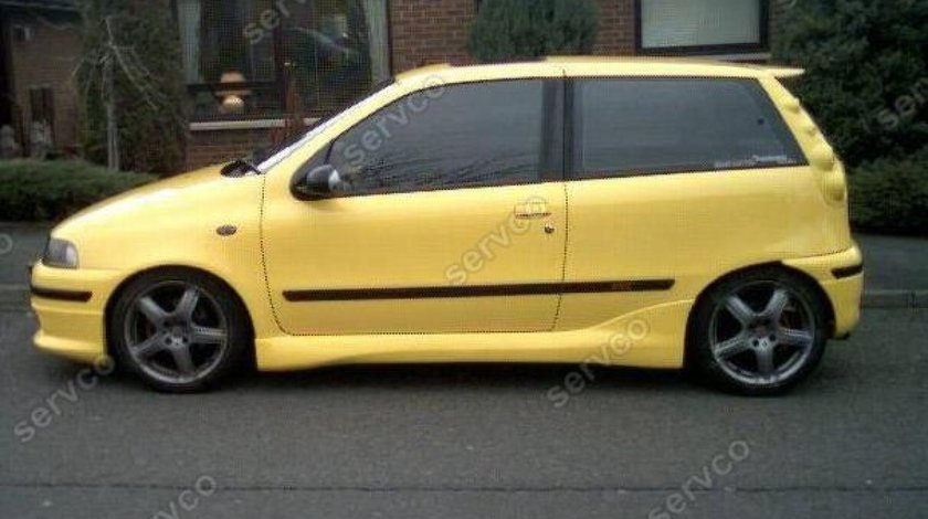 Set ornamente praguri tuning sport Fiat Punto 1 1993-1999 v2