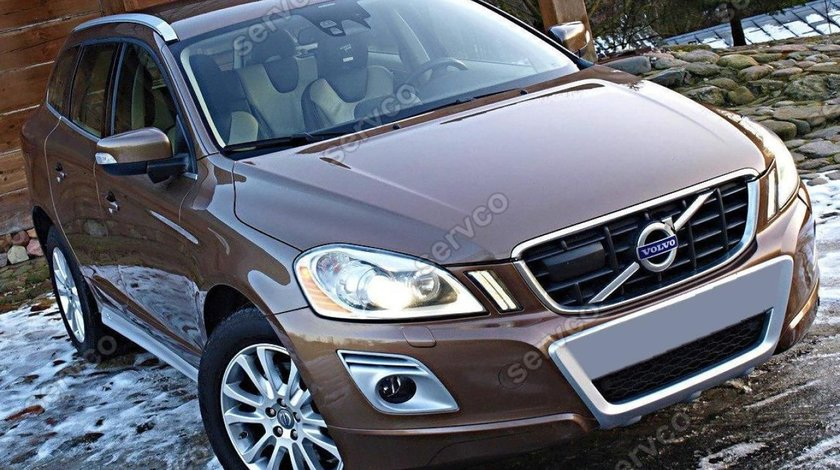Set pachet body kit tuning sport Volvo XC60 R Design 2008-2014 v1