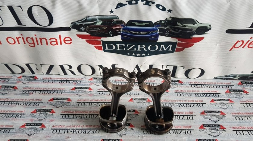Set Pistoane + Biele Seat Ibiza 4 1.4TSi 122cp 03C198401A