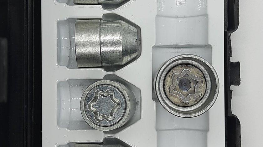 Set piulite antifurt Starlock M12x1.5, Ford, Volvo, Chevrolet