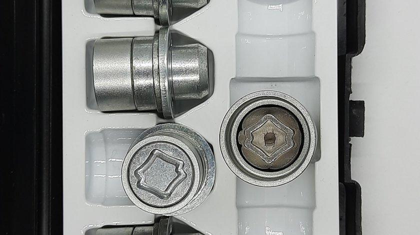 Set piulite antifurt Starlock M12x1.5 Toyota, Mitsubishi, Lexus
