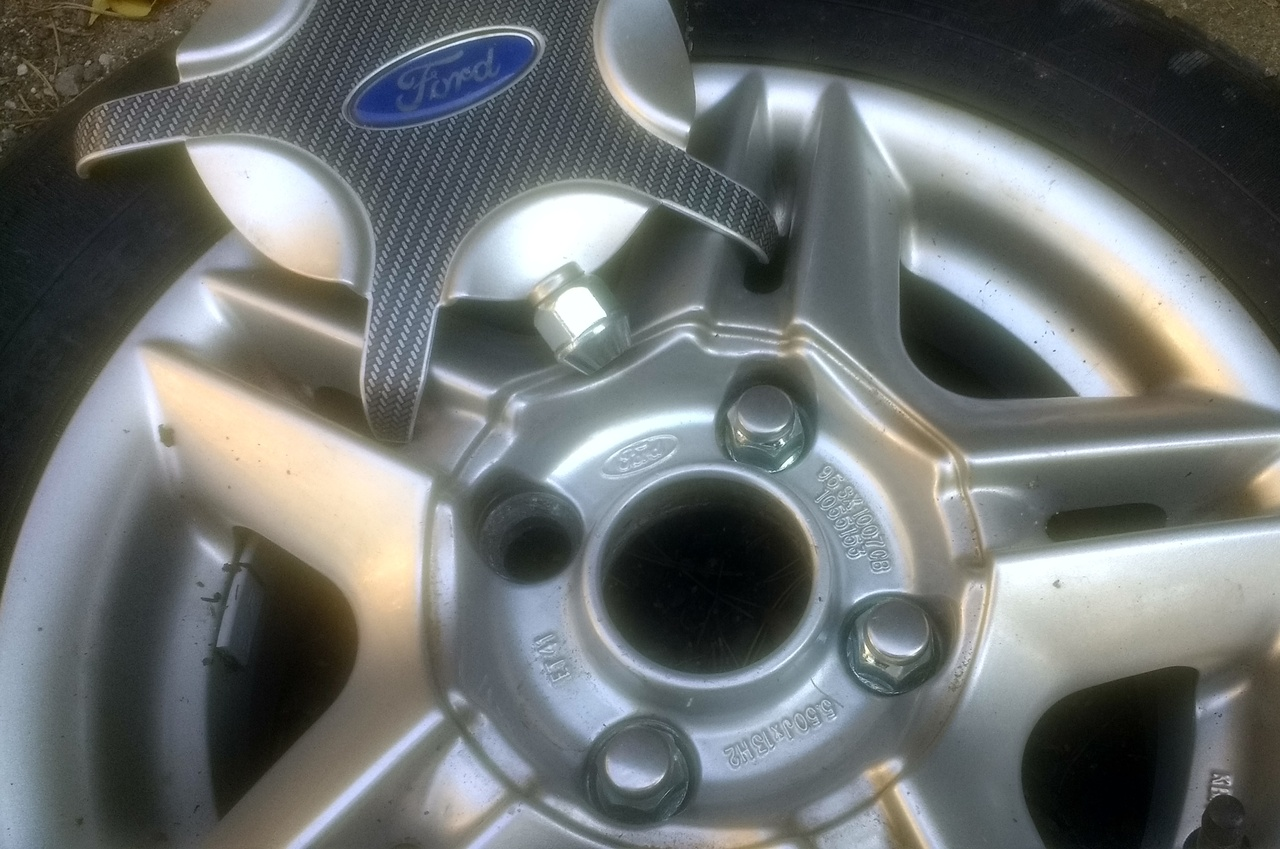 Set Piulite Jante aliaj Ford Focus 3