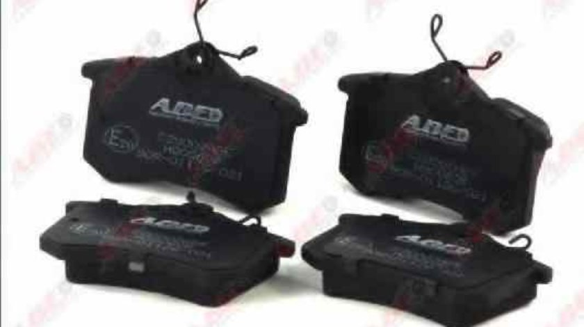 Set placute de frana AUDI 80 Avant 8C B4 ABE C2W002ABE