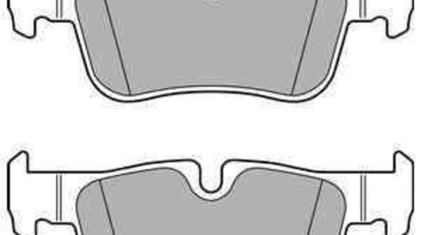 Set placute de frana BMW i3 DELPHI LP2719