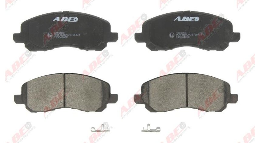 Set placute frana disc DODGE AVENGER Producator ABE C15044ABE