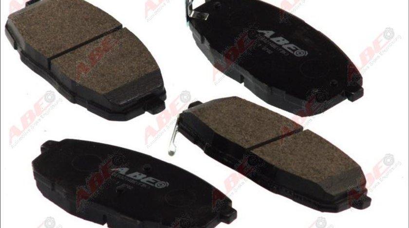 Set placute frana disc HYUNDAI i30 CW FD Producator ABE C10321ABE