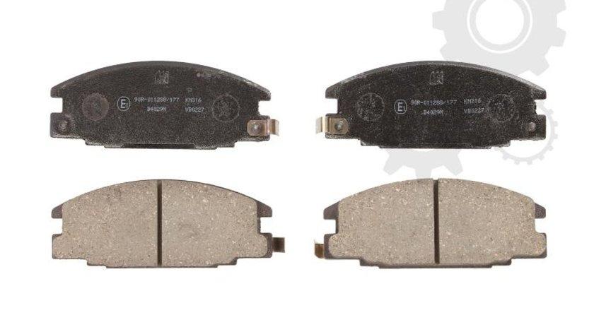 Set placute frana disc ISUZU TROOPER samochód terenowy otwarty UBS Producator KASHIYAMA C19004