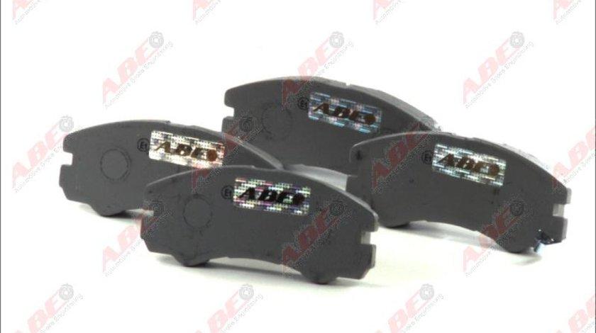 Set placute frana disc ISUZU VEHICROSS U Producator ABE C19009ABE
