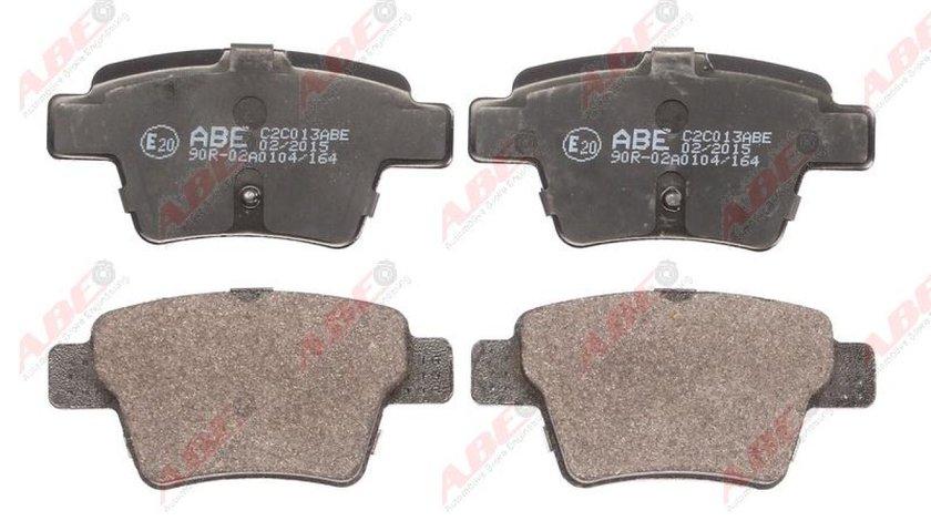 Set placute frana disc PEUGEOT 307 SW 3H Producator ABE C2C013ABE