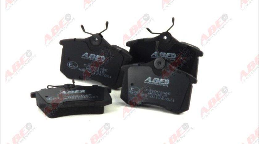 set placute frana disc VW PASSAT 3A2 35I Producator ABE C2W001ABE