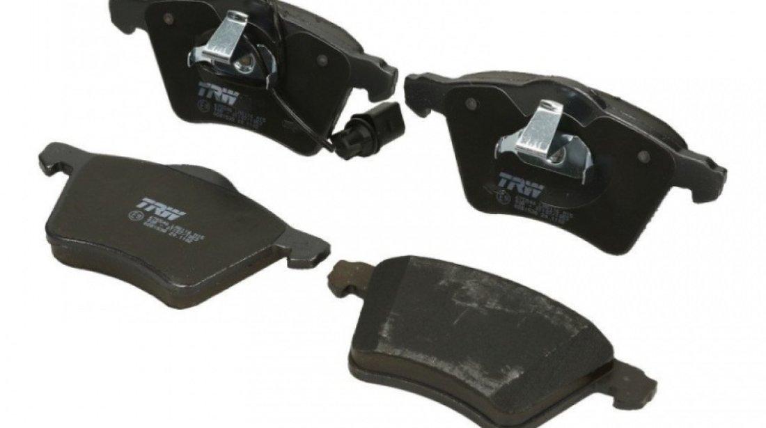 Set Placute Frana Fata Trw Ford Galaxy 1 1995-2006 GDB1538