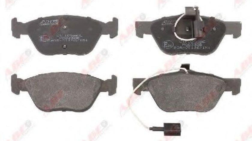 Set placute frana,frana disc ALFA ROMEO GTV (916C_) (1994 - 2005) ABE C1F025ABE produs NOU