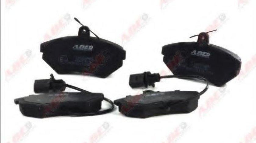 Set placute frana,frana disc AUDI A4 Cabriolet (8H7, B6, 8HE, B7) (2002 - 2009) ABE C1A028ABE produs NOU