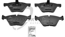 Set placute frana,frana disc BMW Seria 5 (E60) (20...