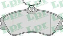 Set placute frana,frana disc CITROEN XSARA Cupe (N...