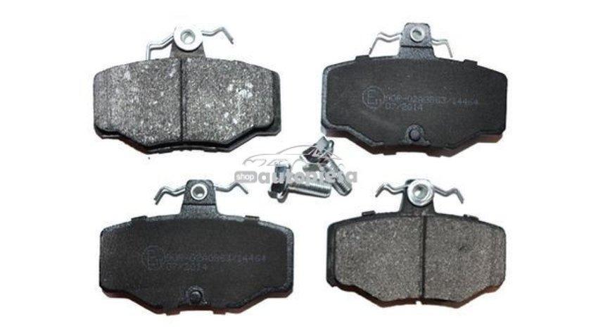 Set placute frana,frana disc NISSAN ALMERA II Hatchback (N16) (2000 - 2016) KRIEGER 0950006143 piesa NOUA