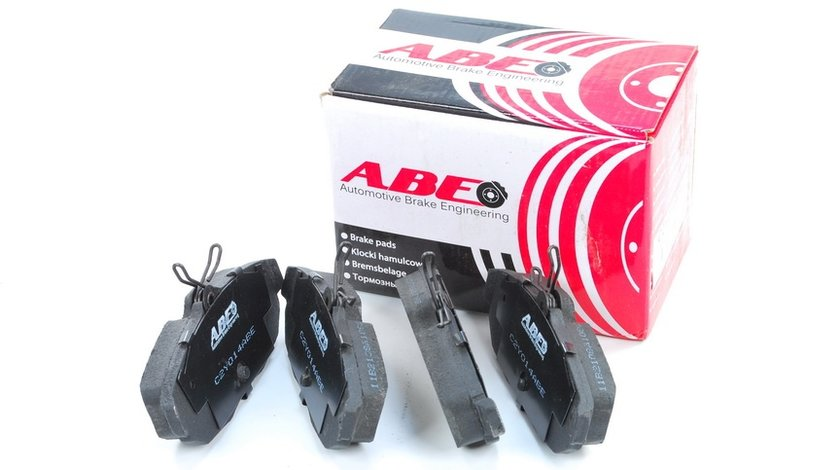 Set placute frana spate abe pt ford usa mustang 2005-2010