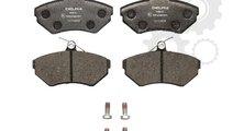 Set placute punte fata AUDI A4(8D2,B5)producator:D...