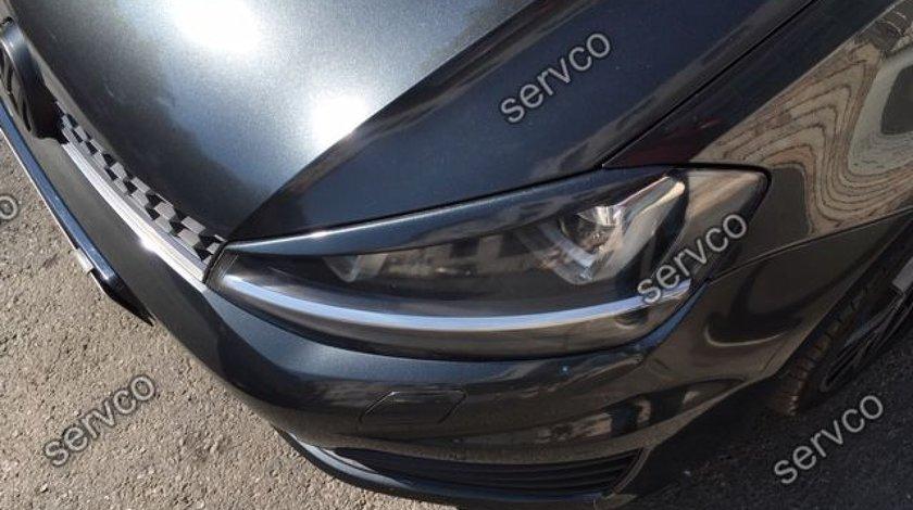 Set pleoape ABS faruri Volkswagen Golf 7 2012-2018 v2
