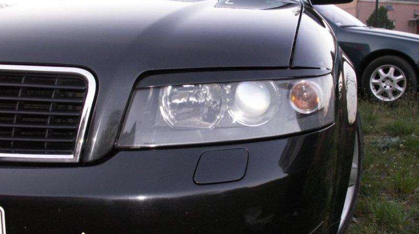 Set pleoape faruri Audi A4 B6 2001 2004 sus