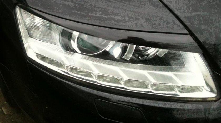 Set pleoape faruri Audi A6 C6 4F 2004 2011 ver 2