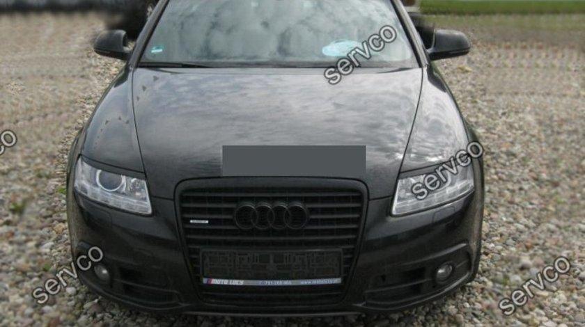 Set pleoape faruri Audi A6 C6 4F ABS 2004-2011 v1