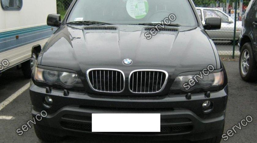 Set pleoape faruri BMW X5 E53 ABS 1999-2003 v1