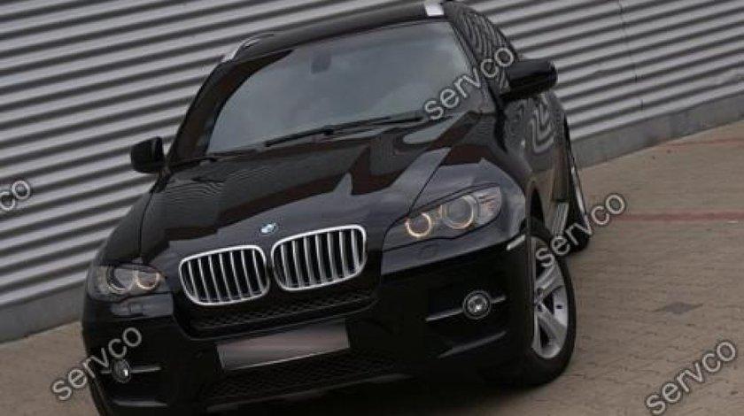 Set pleoape faruri BMW X6 E71 ABS 2009-2013 v1