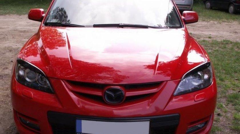 Set pleoape faruri Mazda 3 2003 2009 ver1