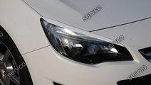 Set pleoape faruri Opel Astra J MK6 ABS 2009-2015 ...