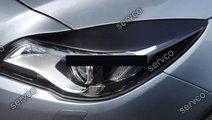 Set pleoape faruri Opel Insignia A Mk1 ABS FL 2013...