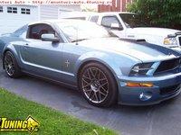 Set pleoape Ford Mustang
