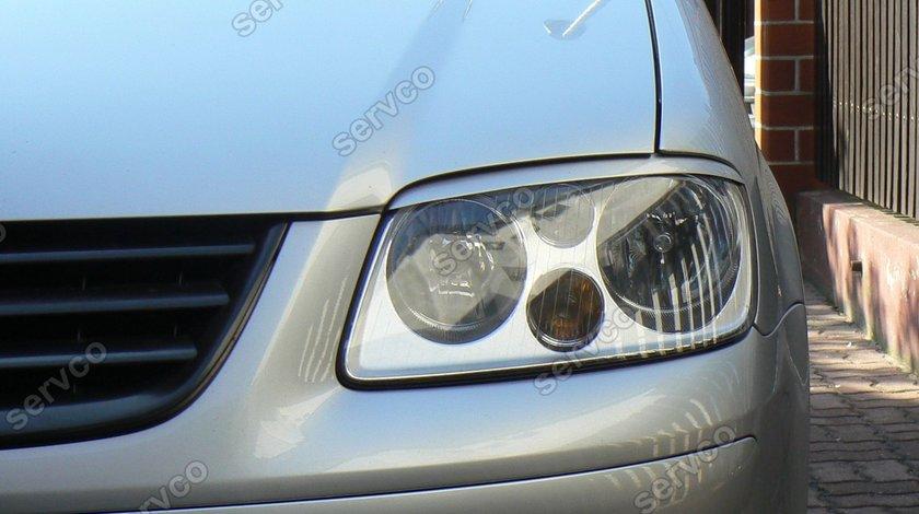 Set pleoape ornamente faruri Volkswagen Touran 2002-2007 v1