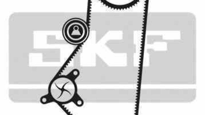 Set pompa apa + curea dintata FIAT ULYSSE 220 SKF VKMC 03201-1