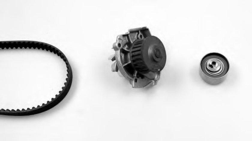 Set pompa apa + curea dintata FORD KA (RU8) (2008 - 2016) HEPU PK10581 piesa NOUA