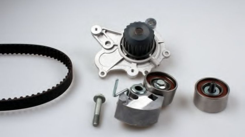 Set pompa apa + curea dintata HYUNDAI TUCSON (JM) (2004 - 2010) HEPU PK77971 - produs NOU