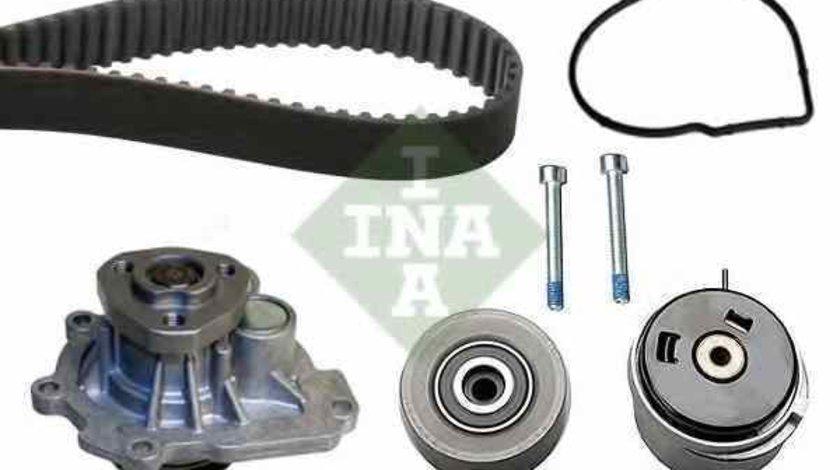 Set pompa apa + curea dintata OPEL ASTRA G hatchback (F48_, F08_) Producator INA 530 0450 30