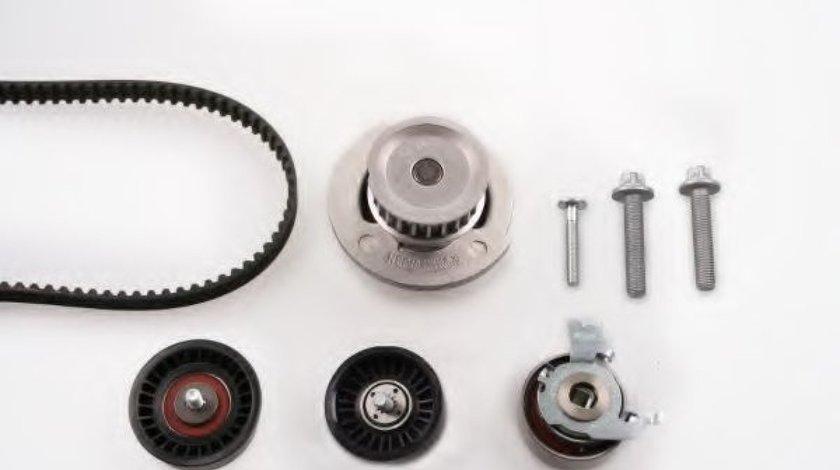 Set pompa apa + curea dintata OPEL CORSA C (F08, F68) (2000 - 2009) HEPU PK03171 piesa NOUA